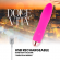 Dolce Vita Rechargeable Vibrator Four Pink 10 Speeds