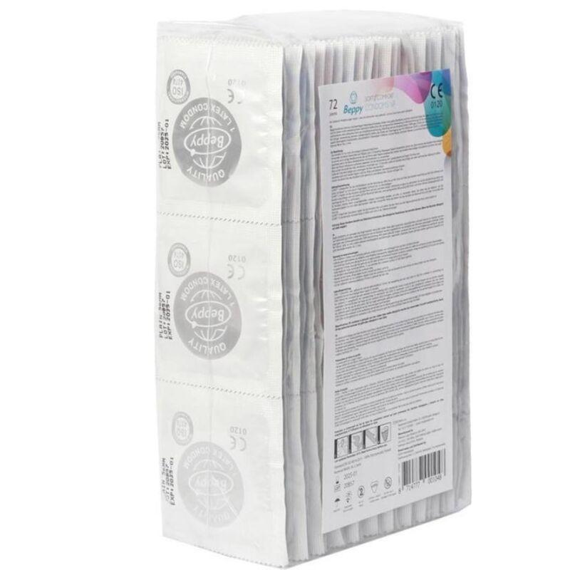 Beppy Natural Condoms 72 Units